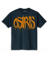Osiris Death - Charcoal - Men's T-Shirt