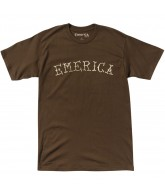 Emerica All City - Dark Chocolate - Men's T-Shirt