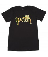I path Laced - Men's Shirts - Black