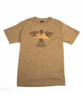 Lakai Soar - Khaki - Men's T-Shirt