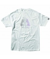 Matix Hemmed - White - Men's T-Shirt