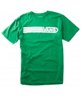 Vans Nuevo Retro - Kelly Green - Men's T-Shirt - XX Large