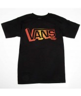 Vans Vanstastic - Black - Men's T-Shirt - XX Large