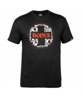 Bones Bearings Swiss Multi Circle - Black - T-Shirt