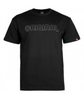 Bones Bearings Original Swiss - Black - T-Shirt