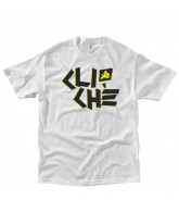 Cliche Scotch Tape - White - Men's T-Shirt