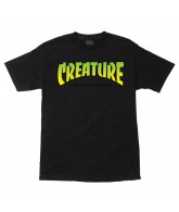Creature The Bible Regular S/S - Black - Mens T-Shirt