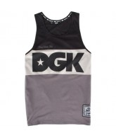 DGK Block - Men's T-Shirt - Black