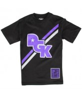 DGK Stagger - Men's T-Shirt - Black