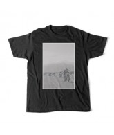 Brixton Roam - Black - Men's T-Shirt
