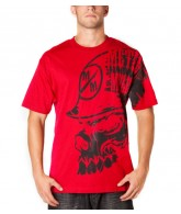 Metal Mulisha Peripheral - Red - Mens T-Shirt