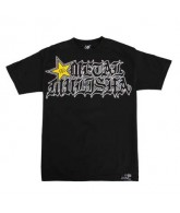 Metal Mulisha Rockstar Historic - Black - Mens T-Shirt