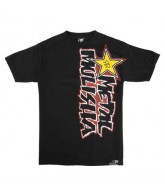 Metal Mulisha Rockstar Big Gun - Black - Mens T-Shirt