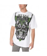 Metal Mulisha Irish Car Bomb - White - Mens T-Shirt