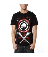 Metal Mulisha Sprocket - Black - Mens T-Shirt