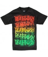 Deathwish Stacks - Black - Men's T-Shirt