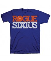Rogue Status Block RS - Royal / Red / White - Men's T-Shirt