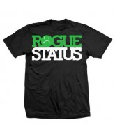 Rogue Status Block RS - Black / Green / White - Men's T-Shirt