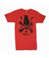 The Shadow Conspiracy Hexed - Red - Men's T-Shirt
