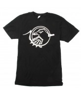 The Shadow Conspiracy Pinstripe - Black - Men's T-Shirt