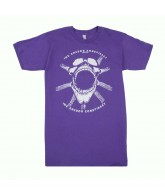 The Shadow Conspiracy Scream - Purple - Men's T-Shirt