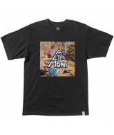 Altamont FU Altamont - Black - Men's T-Shirt