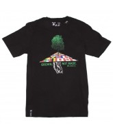 LRG Global Takeover - Men's T-Shirt - Black