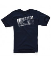 Alpinestars Surge - Navy - Mens T-Shirt
