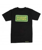 Shake Junt Wassup Haters 2 - Black - T-Shirt