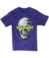 Shake Junt Dollin Skull - Purple - T-Shirt