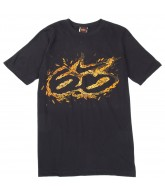 Nike Scatter - Men's T-Shirt - Black
