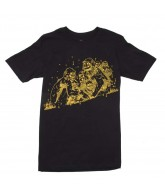 Nike Monkeys - Men's T-Shirt - Black