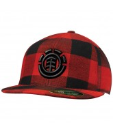 Element Traffic - One Size Fits All - Red - Men's Hat