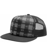 Enjoi Pick Nicker Trucker Hat - Black - Mens Hat