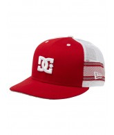 DC Rob Dyrdek Lux Stripe - Red - Men's Hat