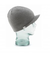 Coal Staple Brim - Heather Grey - Beanie