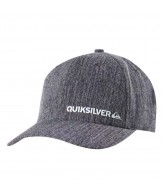 Quiksilver Transition - One Size Fits All - Black Grey - Men's Hat