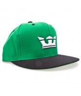 Supra Crown Snap Cap - Green - Men's Hat