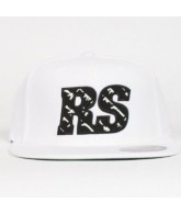 Rogue Status RS Gunfill - Men's Hat - Black / White/ White