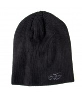 Nike 6.0 Basic Logo- Men's Beanie - Black/ Dark Shadow