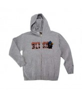 Blind Kenny Burning Man - Men's Sweatshirts - Grey