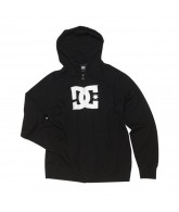 DC Star ZH - Men's Sweatshirt Black - Large