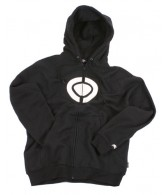 C1RCA Icon - Black - Men's Sweatshirt - Large