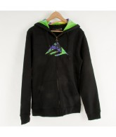 Emerica Triangle Fill - Men's Sweatshirt - Black / Black