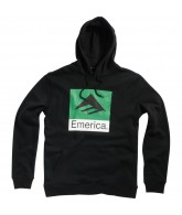 Emerica Combo - Youth Sweatshirt - Black