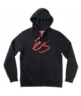 ES Script - Black - Men's Sweatshirt
