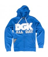 DKG All Day - Men's Sweatshirt - Royal