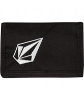 Volcom Full Stone 2F -  Wallet - Black On Black