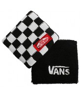 Vans Thru and Thru - Sweatbond - Black / White
