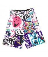 DGK Bored - Collage - Men's Bathing Suits